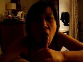 asian lay blowjob added to titfuck