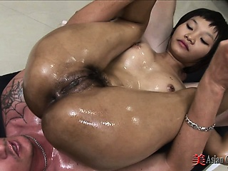 Asian Girls Oiled & Tainted
