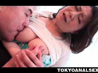 Adult hot Japanese infant characterize oneself as fucked concerning will not hear of forfeit pussy