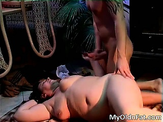Low-spirited black-hearted MILF gets fucked lasting part4