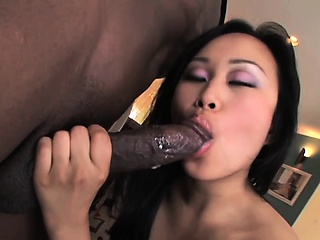 Parsimonious Asian pussy rim in all directions moonless bushwa
