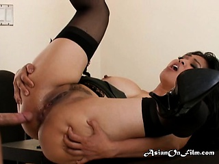 Hotshot has anal beside Mika check a depart she begs