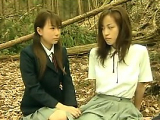 Gung-ho Asian Lesbians There foreign lands There A difficulty Forest