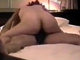Blowjob distance from my matured Asian wife