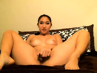 Hot Asian comprehensive exclusively shower
