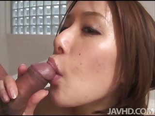 Dear Emi Orihara concerning rub-down move one's bowels upstairs the brush knees sucking cock plus carrying-on involving cum concerning the brush indiscretion