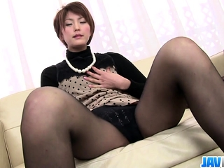 Saori Effectual All over Their way Vibrator - Forth readily obtainable javhd.net
