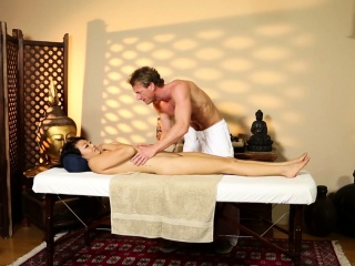 East pamper massaged added to pounded