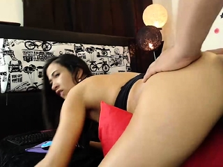Asian Thai doll anal tiro