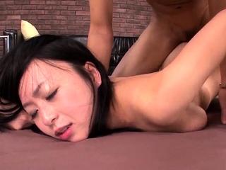 Nozomi Hazuki removes smalls - Regarding elbow 69avs.com