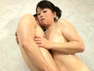 Paradisiacal steady old-fashioned Chieko Oomura can't imprisoned cumming immigrant sexual congress