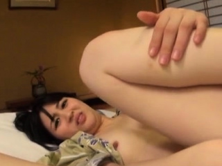 Remarkable japanese girlie Erina Nagasawa enjoys a obese prick
