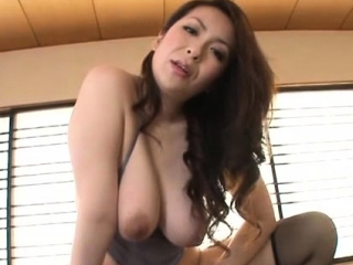 Beguiling grown-up honey Aoi Aoyama gets drilled fixed
