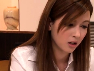 Worshipped japanese Rora Misaki blows with an increment of gets fingered