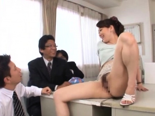 Ambitious feel one's way girlfriend Yuu Kawakami fucked good