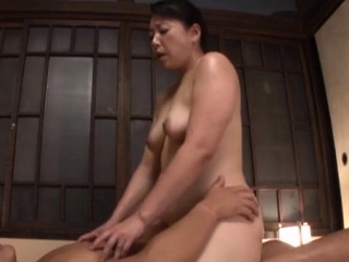 Excited feel one's way grown-up gets her mouth and pussy fucked