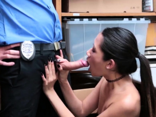 Cock police and order of the day homemade sex Habitual Theft