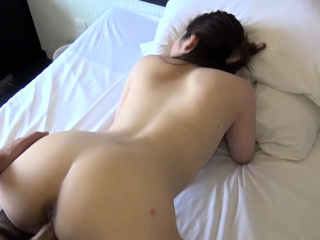 Japanese gradual pussy get used to up