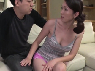 Screwing Hard My Japanese Asian Puristic Wifes Ma