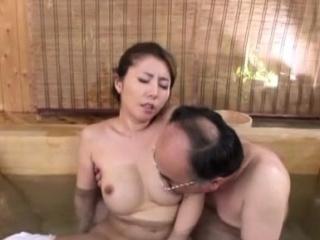 Oriental skank likes a fixed knob
