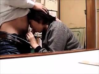 Amateur Italian couple on my voyeur camera