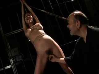 Japanese serfdom hot making love with 18 domain old bdsm pussy