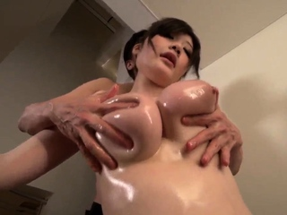 Rie Tachikawa gets transmitted to dick up th - More at Slurpjp.com