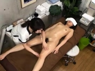 Masseuse Touch Teen Sexual Asian Japanese Massage 13