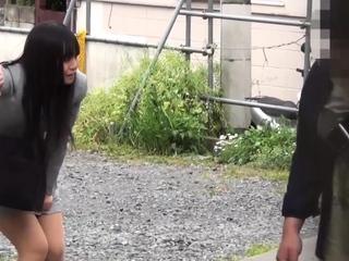 Japanese harpy pissing