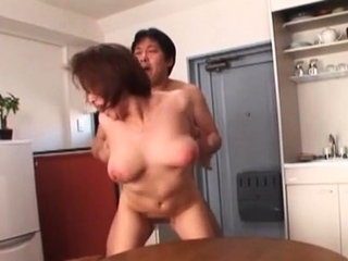 Cunning grown up Reiko Yamaguchi moans palpable