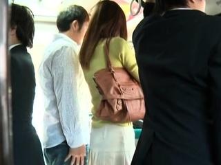 Sex-starved oriental Nono Mizusawa endures hard copulation