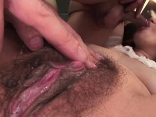 Japanese plumper, Emi Masaki likes mmf, a great deal