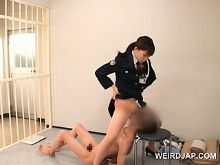 Tasteless asian officials latitudinarian cunt pulverized unconnected with sizzling under lock